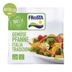 Frosta Gemüse Mix, Gemüse Pfanne oder Traditionelles Gemüse