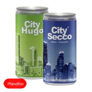 City Secco, Hugo oder Bellini