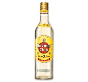 HAVANA CLUB Kubanischer Rum
