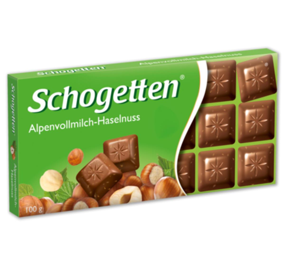 Bild 2 von SCHOGETTEN Schokolade
