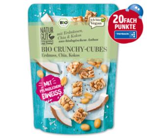 NATURGUT Bio Crunchy-Cubes