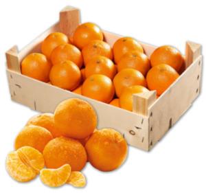 Clementinen oder Mandarinen