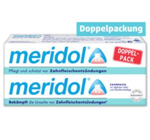 MERIDOL oder ELMEX Zahncreme