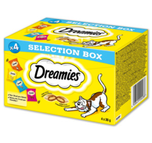 DREAMIES Katzen-Snack