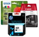 Bild 1 von EPSON, HP oder CANON Druckerpatronen