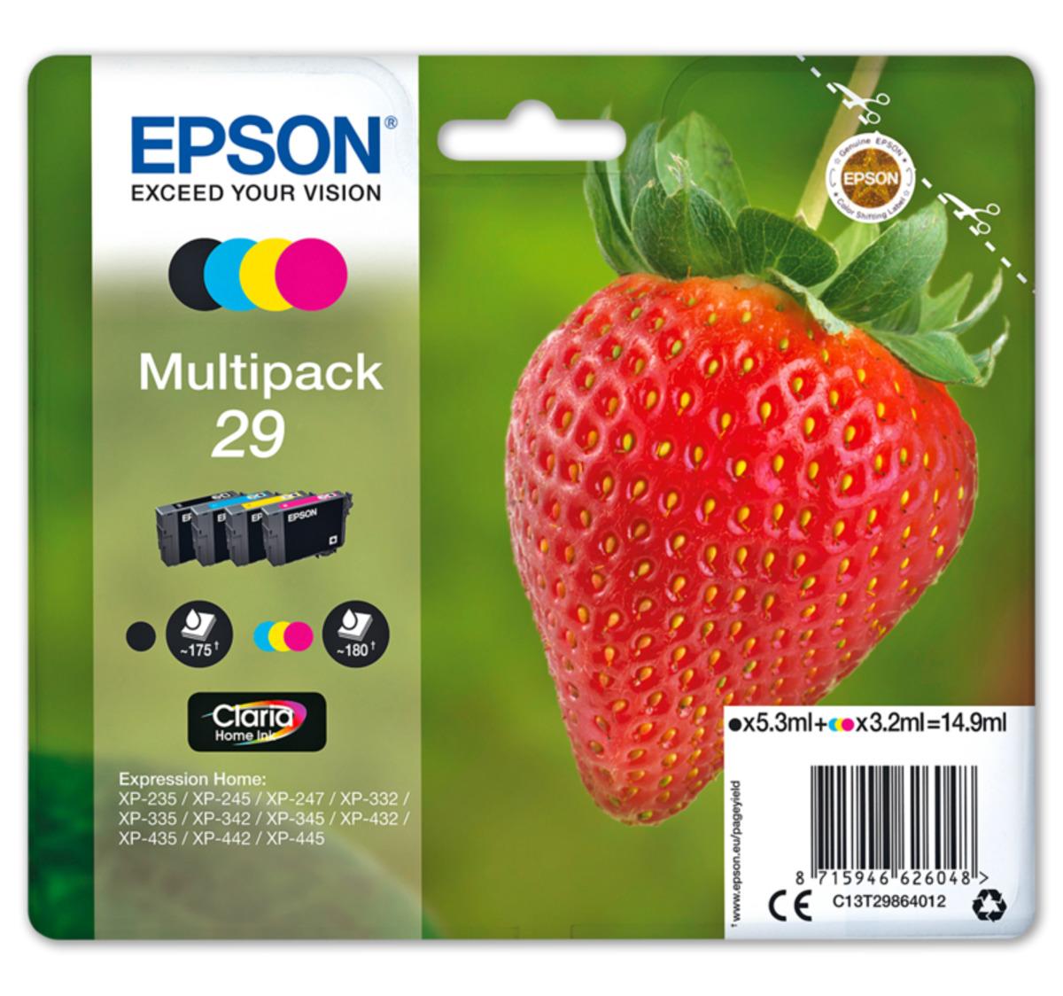 Bild 2 von EPSON, HP oder CANON Druckerpatronen