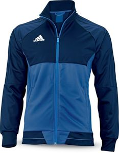 adidas Trainingsjacke - navy, Gr. XXL