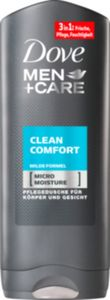 Dove Men Dusche Clean Comfort 250 ml