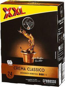 Cafet für Cremesso Crema Classico Kaffeekapseln, XXL 132 g