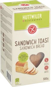 Huttwiler Sandwich Toast 300g