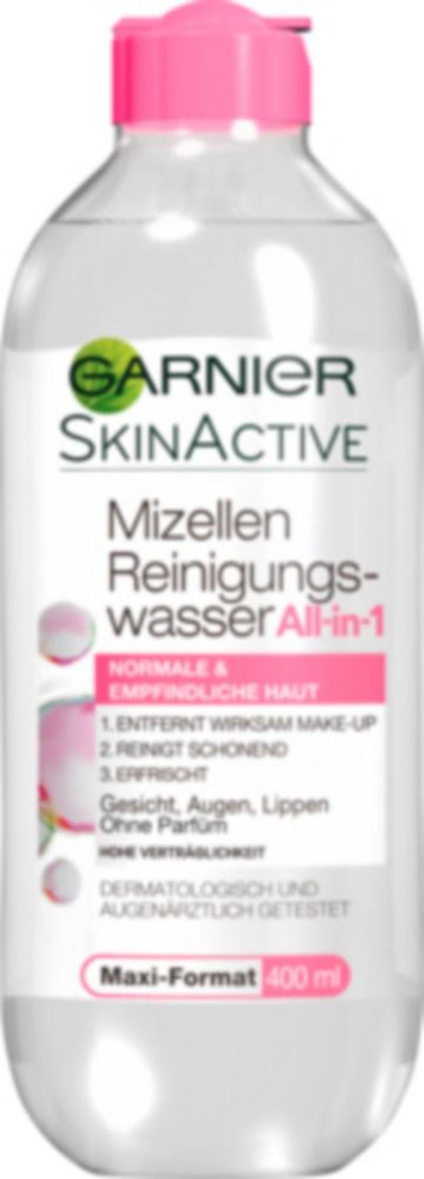 Garnier Mizellen Gesichtswasser Normale Haut 400ml