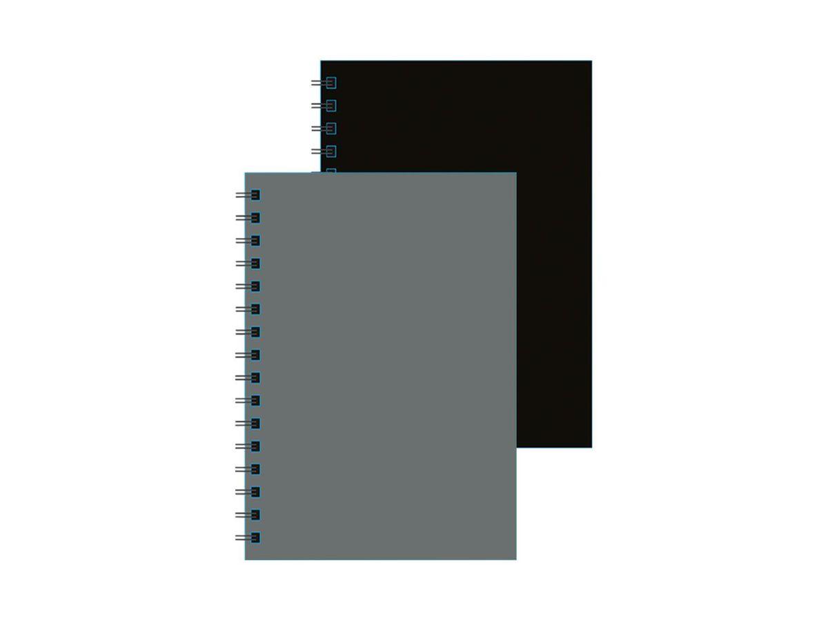 Bild 3 von UNITED OFFICE® Spiral-Notizbücher