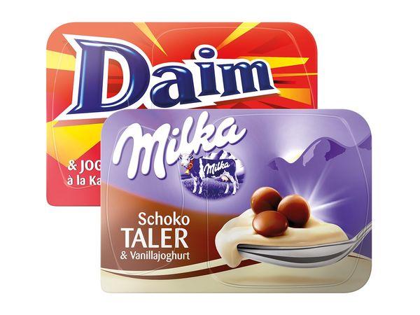 Milka/Daim Joghurt