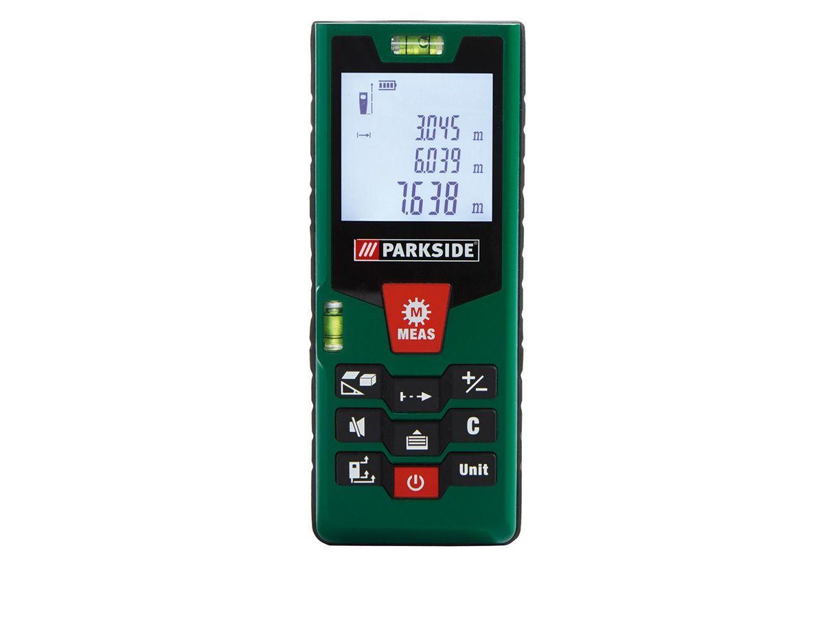 Bild 1 von PARKSIDE® Laser-Entfernungsmesser