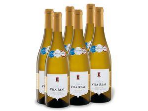 6 x 0,75-l-Flasche Weinpaket Vila Real Premium Douro, Weißwein