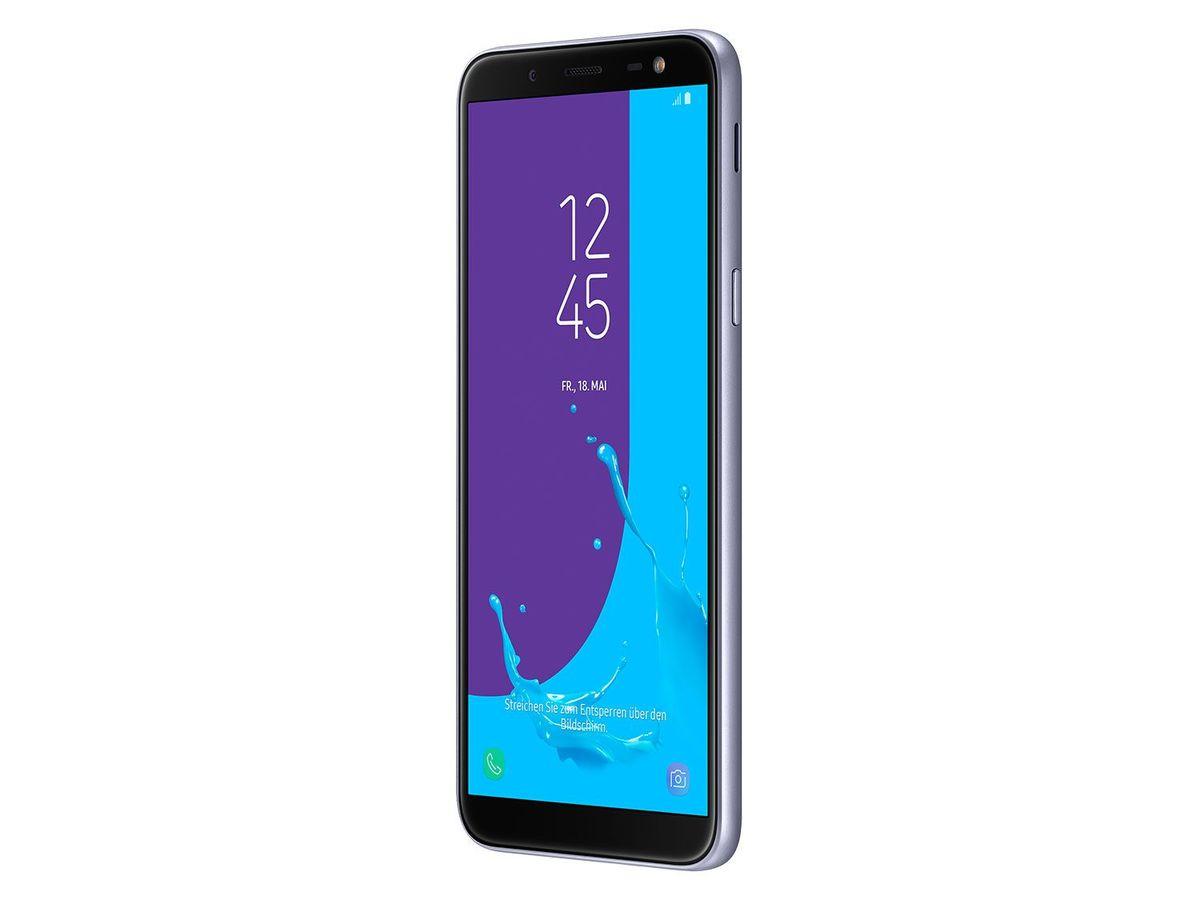 Bild 2 von SAMSUNG Galaxy J6, 5.6 Zoll, 1.6 GHz OC, 32 GB, Dual-SIM