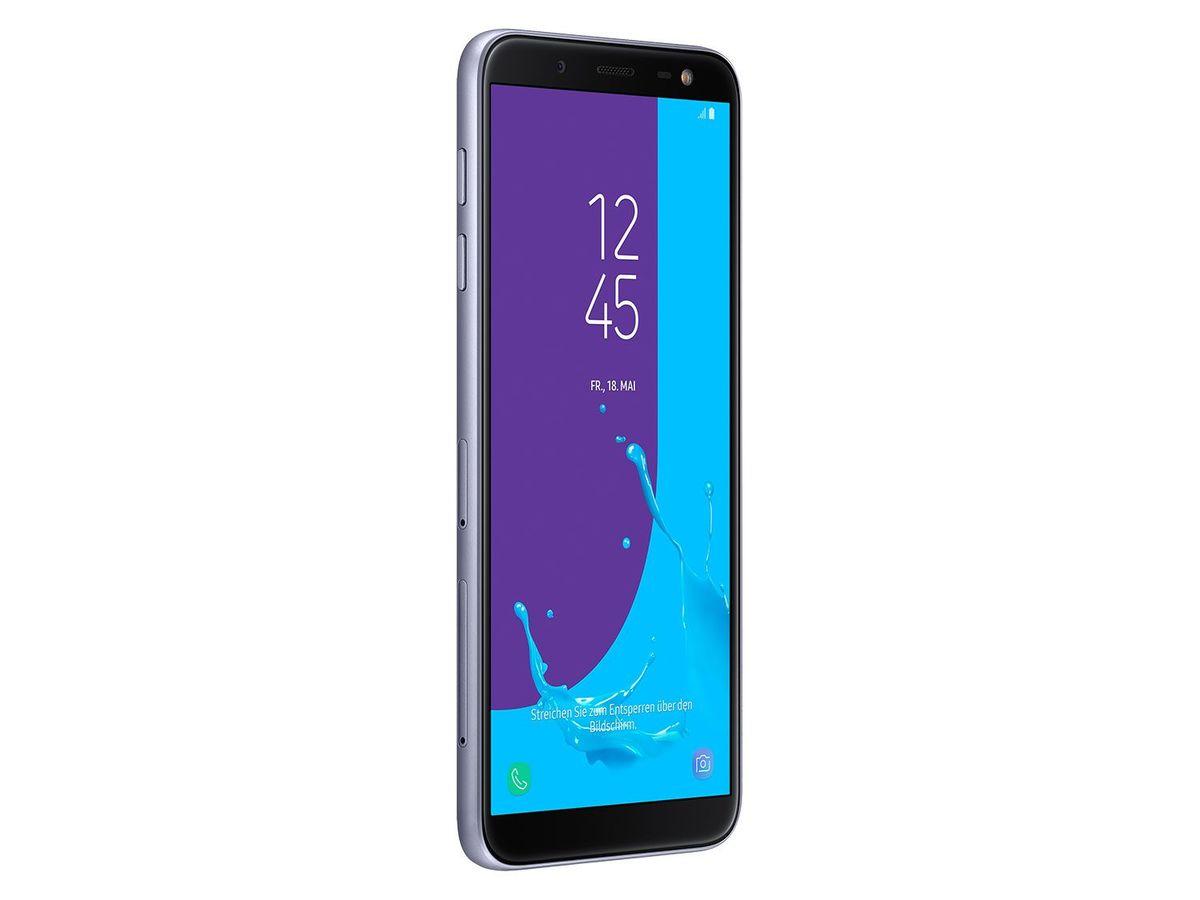 Bild 4 von SAMSUNG Galaxy J6, 5.6 Zoll, 1.6 GHz OC, 32 GB, Dual-SIM