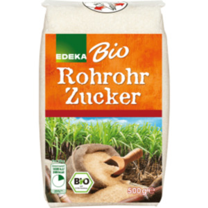 EDEKA Bio Rohrohr Zucker