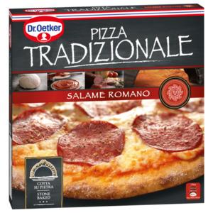 Dr. Oetker Pizza Tradizionale Salame Romano