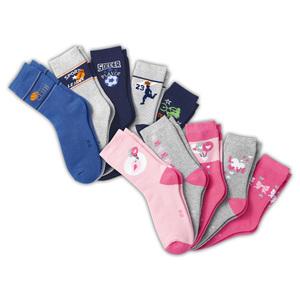Cool & Young Vollfrottee-Socken 5 Paar