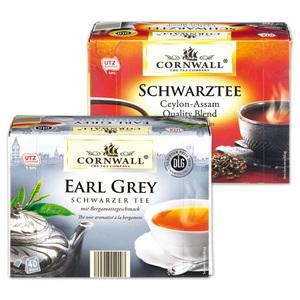 Cornwall Ceylon Assam / Earl Grey Tee