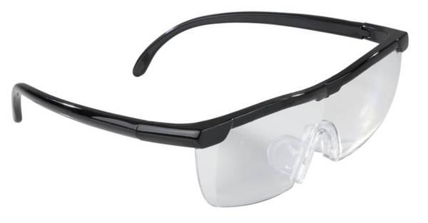 Vergrößerungsbrille, schwarz Easymaxx