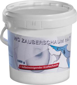 WC Zauberschaum, 1 kg Westfalia