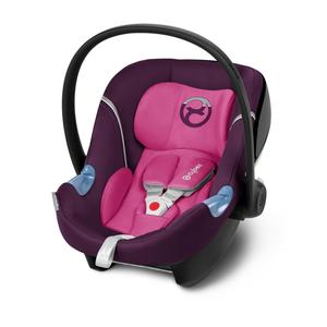 Cybex Babyschale ATON M Mystic Pink