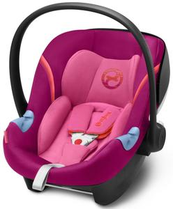 Cybex Babyschale ATON M I-SIZE Passion Pink