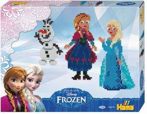 HAMA Bügelperlen Disney Die Eiskönigin