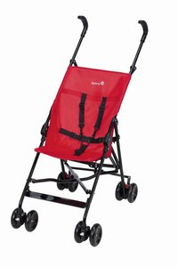 Safety 1st Buggy Peps plainred