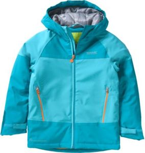Kinder 3-in-1 Regenjacke Gr. 176