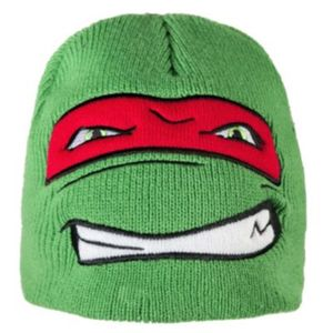TEENAGE MUTANT NINJA TURTLES Mütze Gr. 53 Jungen Kinder
