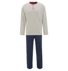 Rover & Lakes             Schlafanzug, reine Baumwolle, Kopfleiste, Gummibund