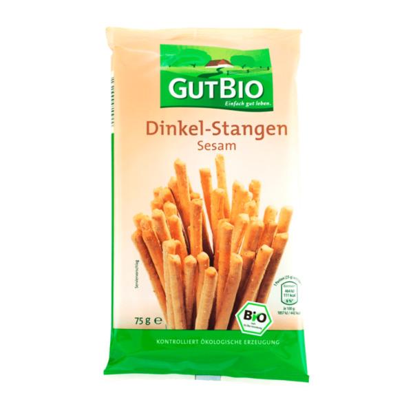 GUT BIO     Bio Dinkel-Stangen