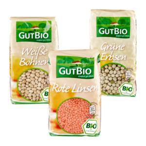 GUT BIO     Bio Hülsenfrüchte
