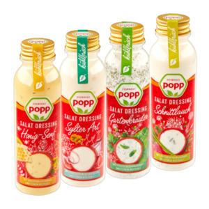 Popp Salatdressing
