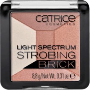 Catrice Rouge Light Spectrum Strobing Brick multicolour 010