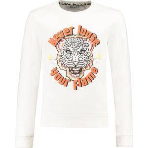 Garcia Mädchen Shirt, off white, 140/146