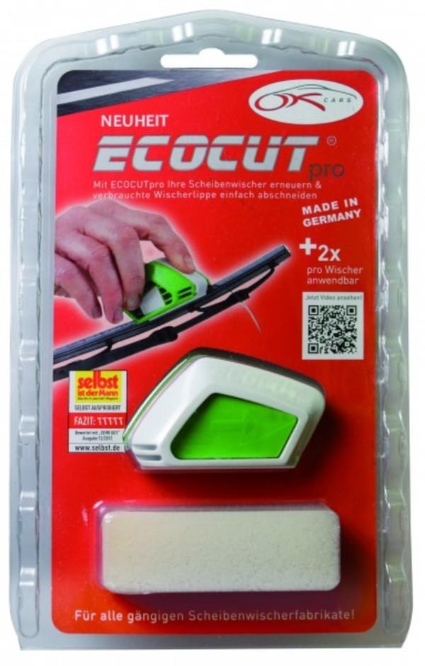 Ecocut Scheibenwischer Nachschneider Ecocut Pro ,