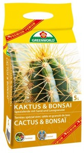 ASB Greenworld Kaktus/Bonsai Spezialerde ,  5 l