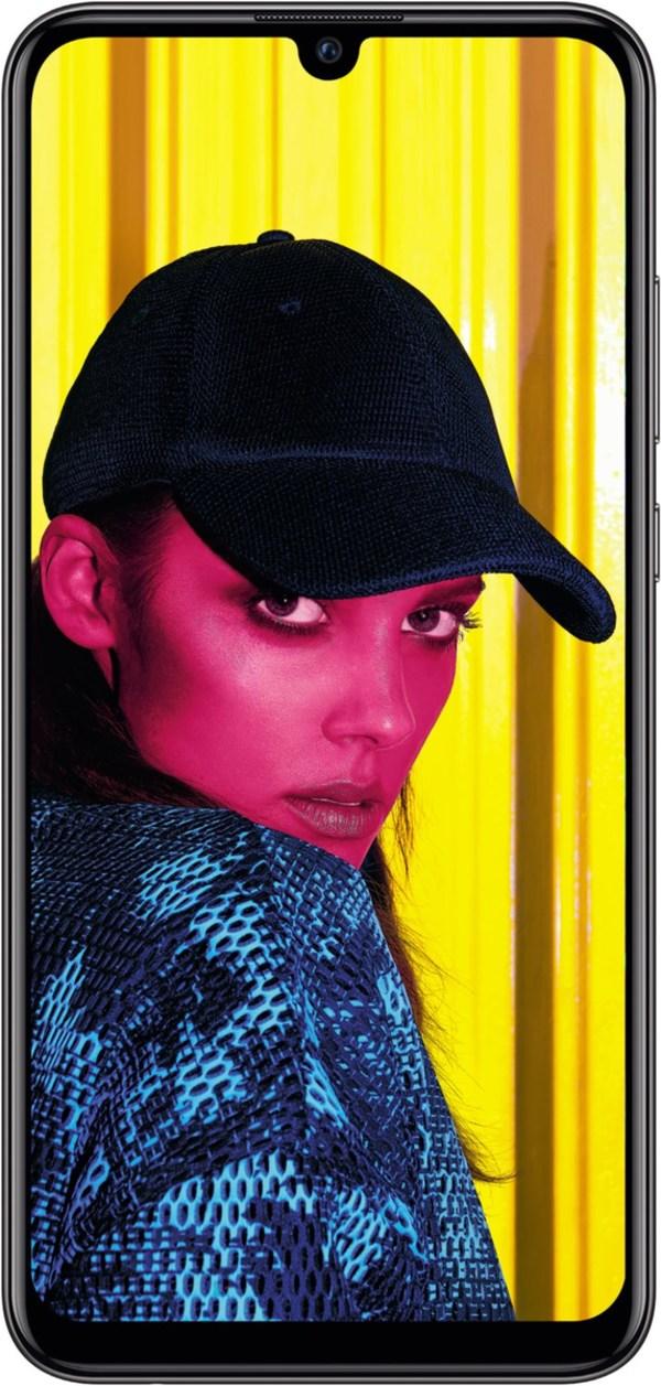Huawei P smart (2019) Dual-SIM Smartphone midnight black