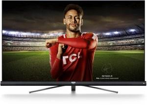 TCL 65DC762 164 cm (65´´) LCD-TV mit LED-Technik Titanium / A+