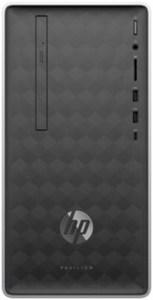 HP Pavilion 590-p0318ng (5CU83EA) Gaming PC ash silver