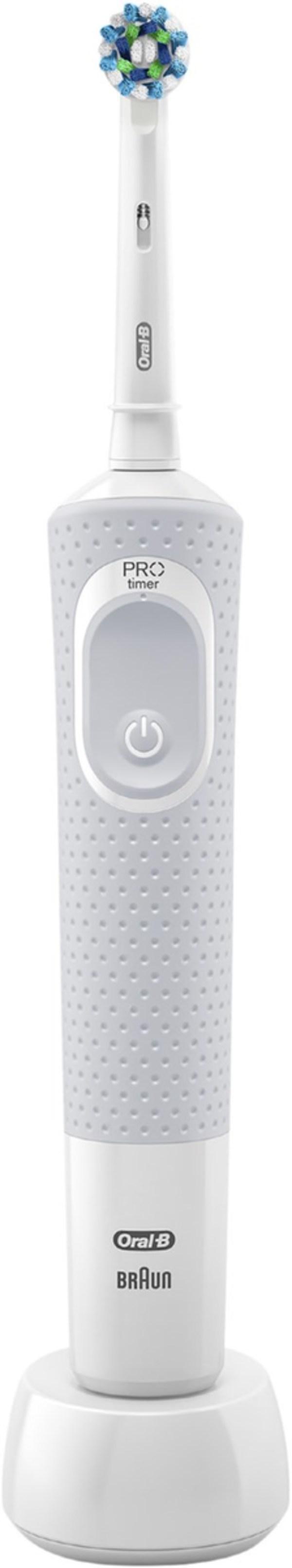Oral-B Vitality 100 Hangable Box Elektrische Zahnbürste weiß