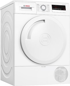 Bosch WTR83V00 Wärmepumpentrockner weiß / A++