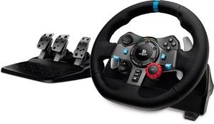 Logitech G29 Driving Force Racing Wheel Lenkrad schwarz