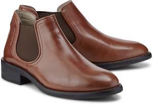 Chelsea-Boots von Marc O'Polo in braun für Damen. Gr. 38 1/2