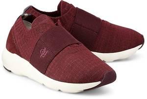 Fashion-Sneaker von Marc O'Polo in bordeaux für Damen. Gr. 38,40,41