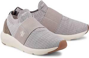 Fashion-Sneaker von Marc O'Polo in taupe für Damen. Gr. 37
